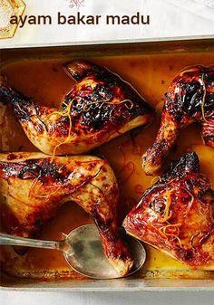 Resep Ayam Bakar Madu | Resepkoki.co