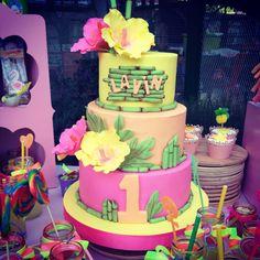 Hawain cake
