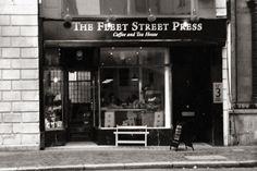 The Fleet Street Press - Best Coffee in London - Best London Coffee Shops (houseandgarden.co.uk)