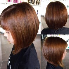 Bob With Bangs For Little Girls