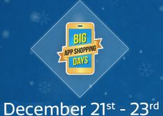Flipkart 21-23 December Christmas Sale offer : Flipkart 21-13 December App Offers - Best Online Offer
