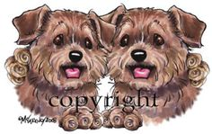 """Patterdale Terrier Dog Fridge Magnet /""""I may not be perfect ......./"""" by Starprint"""