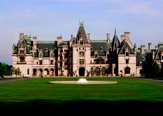 So close to Biltmore Estate, but haven't been there yet.