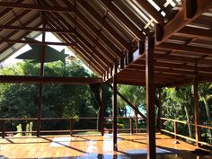 Shooting Star yoga studio Pavones, costa Rica. Beautiful place to practice. http://zennomad.ca/exploring-the-art-of-vinyasa-and-pavones-costa-rica/  Mix in some yoga, meditation, tropical fruit, wandering up some river trails to have a natural spa day, some time in the beach and sunshine, a little ocean dip and voila...transformation to #bliss! Come join us for an incredibly beautiful time in Costa Rica! www.zennomad.ca/costa-rica-yoga-retreat