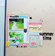 Summertime by MonaLisa at @Studio_Calico