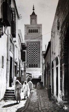 TUNIS ANCIENNE VILLE - Galerie - Souk De Tunis