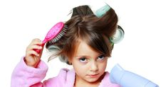 Between fancy updos and no-frizz curls, it often looks like little girls are stopping by the salon en route to school. Unfortunately, you're a one-trick ponytail when it comes to hairstyling. Though you may not have a cosmetology degree, it doesn't mean