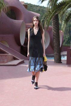 Dior Resort 2016 Dress as seen on Jennifer Lawrence