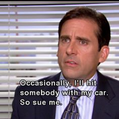 michael scott, the office isnt the same without you.
