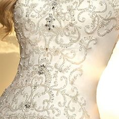 What my wedding dress will have. Love!