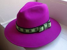 VALDEZ wool panama hat