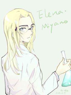 Elena Miyano