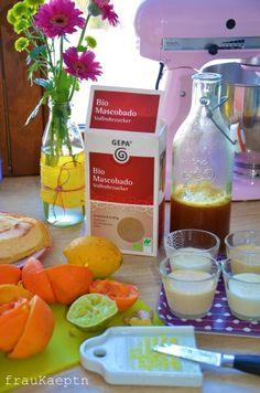 Spice Orangejuice & Karamelpudding