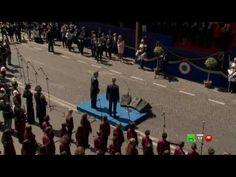 Festa della Repubblica 2017 - Andrea Bocelli canta l'Inno di Mameli - ww...