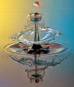 water drop by parminder singh on 500px