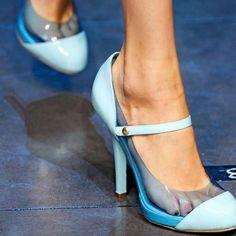 Dolce & Gabbana Glass Slipper
