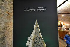 Visita a las cuevas de Roquefort #France #quesos #Roquefort