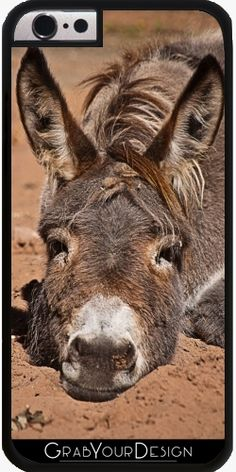 SALE!!! THANK YOU VERY MUCH MY BUYER! That's my very first  sale on  Grabyourdesign! Case for Iphone 6/6S - Down donkey - by PINO