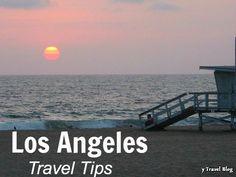 Insider travel tips for Los Angeles, California: http://www.ytravelblog.com/los-angeles-travel-tips/
