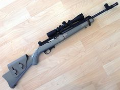 Ruger 10/22 Takedown Scout Rifle FDE