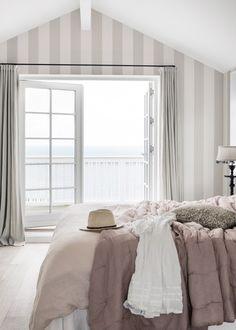 Une maison sur la plage au Danemark | PLANETE DECO a homes world
