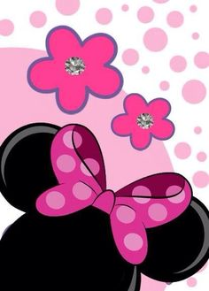 Ideas For Wallpaper Iphone Disney Pink Minnie Mouse Mickey Mouse Y Amigos, Minnie Y Mickey Mouse, Pink Minnie, Mickey Mouse And Friends, Disney Mickey, Walt Disney, Mickey Mouse Wallpaper, Disney Phone Wallpaper, Iphone Wallpaper