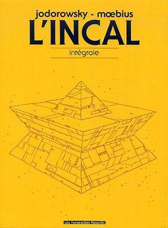 Intégrale L'Incal - (Moebius / Alexandro Jodorowsky) - Science-fiction [BDNET.COM]