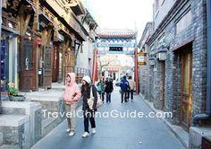 Yandai Xiejie, Beijing Hutong