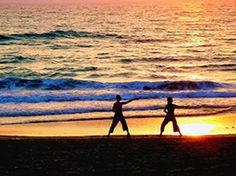Have you taken up Tai Chi? Here's a reason to try.