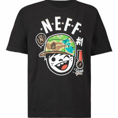 NEFF Style Division Boys T-Shirt