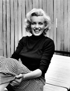 Marilyn Monroe 1954 w/Joe ___ She had a special happy sparkle in her eye. He made her very happy & her career was exploding like mad.