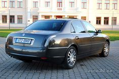 94 best Lancia Thesis images on Pinterest | Thesis, Euro and Autos
