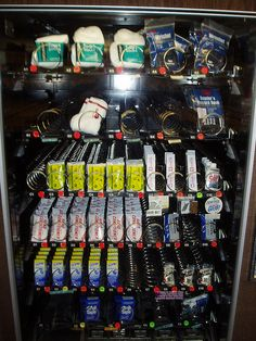 I need a persuasive essay on vending machines in schools?