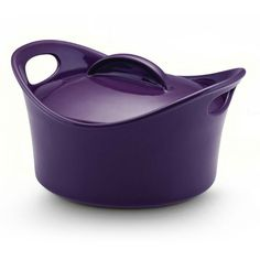 NEW LISTING! #eBid #RachaelRay @ebidnet Impress your friends with all your favorite baked dishes when you bake them in this Rachael Ray Stoneware 2-3/4-Quart Covered Bubble and Brown Casserround Casserole. This round, covered baking dish is perfect for baking all of your favorite dishes, including pasta, casseroles, and more.