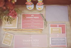 mediterranean wedding inspiration: nice colors