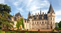 Chateau du Nozet, Pouilly-Sur-Loire, France jigsaw puzzle in Castles puzzles on TheJigsawPuzzles.com