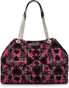 Betsey+Johnson+Handbags+|+betsey+johnson+handbag+key+item+tote+betsey+johnson+from+macy+s+sale+...