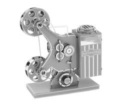 Metal Earth 3D Laser Cut Model Kit - Movie Film Projector