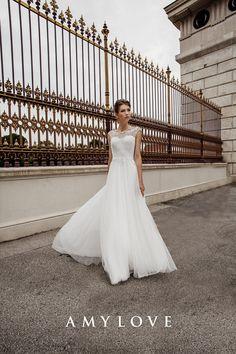 92c05c4ad4 Suknia ślubna Labette   Kolekcja Amy Love Bridal 2017