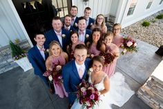 Venue: The Sycamore Winery Photography: McCamera Photography Bridesmaid Dresses, Wedding Dresses, Weddings, Photography, Fashion, Bridesmade Dresses, Bride Dresses, Moda, Bridal Gowns