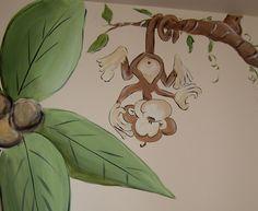 NoJo Jungle Babies | Baby Animals No Jo | Muralist Debbie Cerone