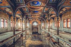 Heavenly Ceiling by Dapicture