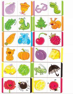 * Kleuren-domino! 2-3