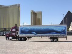 Whale Truck