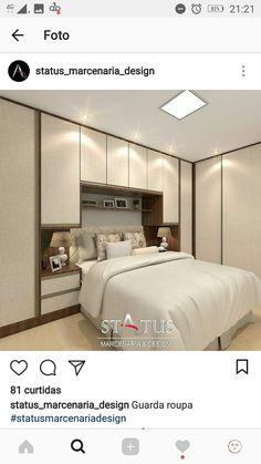Trendy Bedroom Storage Built In Cabinets Ideas Bedroom Cupboard Designs, Bedroom Cupboards, Wardrobe Design Bedroom, Bedroom Bed Design, Home Bedroom, Bedroom Decor, Trendy Bedroom, Modern Bedroom, Small Bedroom Furniture