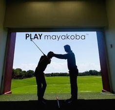 Today, we focus on the basics at Jim McLean Golf School at Mayakoba Golf Course, El Camaleón! #PLAYmayakoba