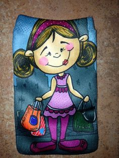 calcetines para moviles by apatino art