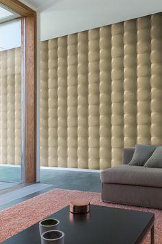 HOOKED ON WALLS - 2ND SKIN Behang verkrijgbaar bij Deco Home Bos in Boxmeer. www.decohomebos.nl