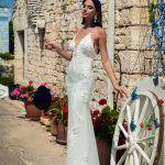 Hadassa – Silk Stitches sheath stunning wedding dress 2020 mermaid Stunning Wedding Dresses, Best Wedding Dresses, Wedding Gowns, Mermaid, Silk, Stitches, Brides, Blessed, Africa