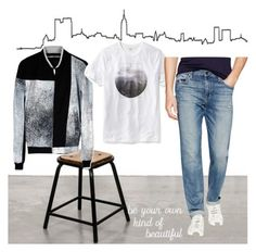 """""""Simply"""" by fahira-1 ❤ liked on Polyvore featuring Kenzo, Old Navy, Joe's Jeans, PBteen, men's fashion and menswear"""
